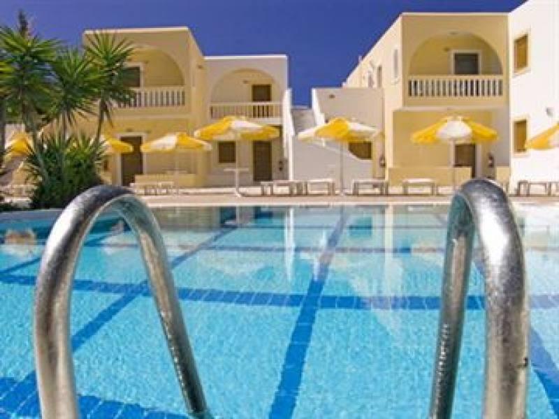 Appartementen Journeys End - Pigadia - Karpathos